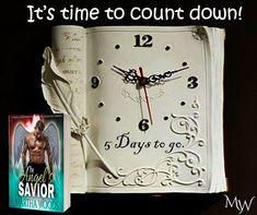 Countdown... 5 DAYS... NEW SERIES OF MARTHA WOODS!  #marthawoods #marthawoodsbook #readersfavorite #readerscollection #readerslove
