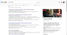 Carrie White - Google Search