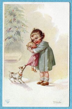 Wally Fialkowska postcard | eBay