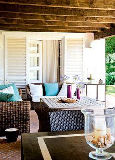 En Sotogrande, perfecto para descansar durante los meses de verano.