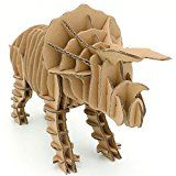 Review for I\'m Charmer Cardboard Full Body Triceratops Sculpture - Janet Wall  - Blog Booster