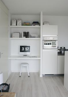 small living & Kitchen