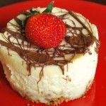 Single Serve Cheesecakes
