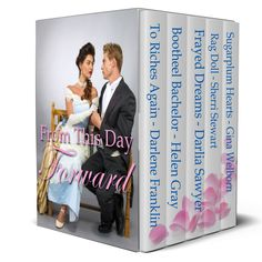 Five historical romances of love promised and happiness received. Historical Romance Authors, Love Promise, Romances, Books To Read, Religion, Fiction, Spirituality, Happiness, Bonheur