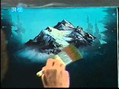 Bob Ross The Joy of Painting Season 23 Episode 8 valley waterfall - YouTube