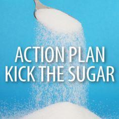 Dr Oz: Kick the Sugar Action Plan + Managing Withdrawal Triggers