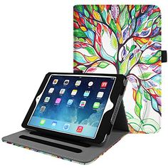 Fintie iPad Mini / Mini 2 / Mini 3 Case [Corner Protection] - [Multi-Angle Viewing] Folio Stand Smart Cover with Pocket, Auto Sleep / Wake for Apple iPad Mini 1 / Mini 2 / Mini 3, Love Tree   Read more at SMART News : http://www.newtabapps.com/?p=23457  Fintie, a quality product within your reach.  This case is designed for iPad Mini / Mini 2 / Mini 3.  It will not fit for any other iPad.   Protect your iPad with this Fintie Multi-Angle Viewing Case at all times! The Case