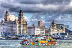 Colour on the Mersey