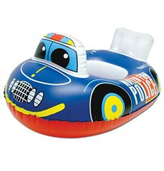 Poolmaster 05405 LearnToSwim Transportation Baby Rider  Police Car -- Read more  at the image link.Note:It is affiliate link to Amazon.