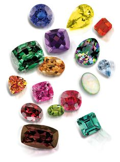 Jewellers use the Moh's Table of Hardness as a guide to determine whether a gem can be used for a specific piece. Description from luxusjewel.co.za. I searched for this on bing.com/images