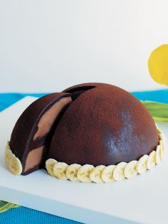 Cake of the Day: Passion Fruit Dome Cake from 'Extraordinary Cakes'