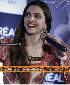 Girl Attitude, Attitude Quotes, Princess Quotes, Girly Quotes, Sweet Words, Jokes Quotes, Deepika Padukone, Girly Things, Funny Memes