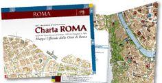 Oficjalna mapa Rzymu - dostępna w informacji turystycznej