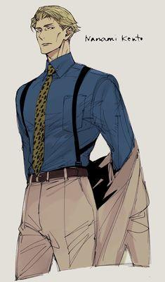 Manga Anime, Fanarts Anime, Anime Characters, Anime Art, Hot Anime Guys, Anime Boyfriend, Nanami, Haikyuu, Manhwa