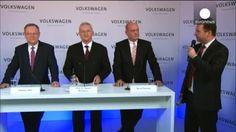 Volkswagen invertirá 86.000 millones de euros en cinco años para vehículos más ecológicos