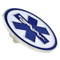 PinMart Offers A Complete Line Of EMT Lapel Pins Including The Blue Star  EMT Medical Symbol Pin.