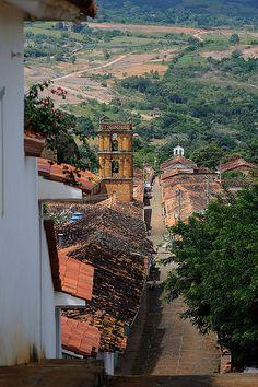 Barichara - Colombia