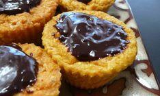 Bimby Vegetariana - Queques de cenoura e chocolate: um snack delicioso e saudável