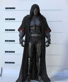 Sith Acolyte Costume WIP - My first time full costume build - Page 2