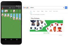 Relájate un rato y juega con Google. #EasterEggs #Google