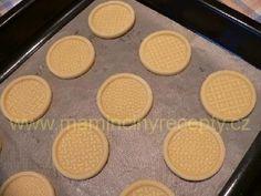 Máslové sušenky Tescoma