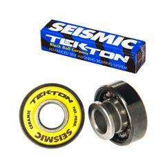 Seismic Tekton Ceramic Longboard Skateboard Bearings
