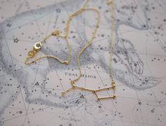 10 smycken inspirerade av månar och stjärnbilder