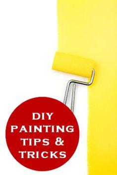 Painting Walls & Interiors – Tip Sheet
