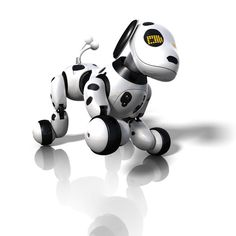 Zoom Pets Zoomer the Robot Dog