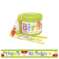 off all Elmo Birthday party tableware! Shop for Elmo Birthday party supplies, Elmo Birthday decorations, party favors, invitations, and more. 1st Birthday Party Supplies, 1st Birthday Decorations, Elmo Birthday, Kids Party Supplies, 2nd Birthday Parties, Birthday Ideas, Happy Birthday, Birthday Streamers, Party Streamers