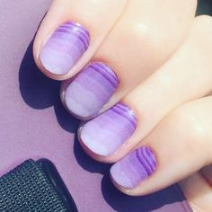 Are you a loving girl? Jamberry Combos, Jamberry Nails, Cat Dad, Purple Ombre, Nail Wraps, Nail Care, Nail Designs, Instagram Posts, Life