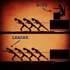 When you show up as a #leader in your business people will naturally be attracted to you and they will want to #follow you. #knowlikeandtrustfactor