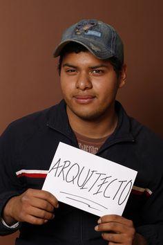 Architect, Baltazar Quiroz, Estudiante, México.