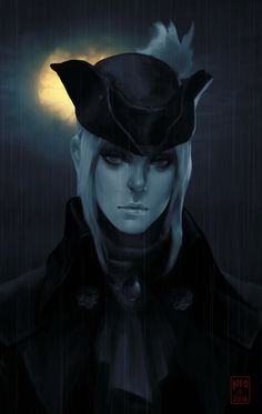 ― Sione Salesaさん( 「Lady Maria of the Astral Clocktower, Bloodborne was such an amazing game!Who else is excited for…」 Dark Blood, Old Blood, Character Inspiration, Character Art, Character Design, Dark Souls, Demon's Souls, Bloodborne Maria, Lady Maria