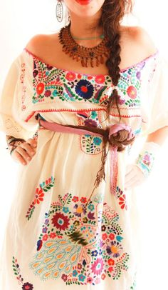 8 South of the Border Embroidered Styles You'll Want to Wear!