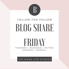 LINK IN BIO! please feel free to join in again, Even if you've posted links on previous posts, post them again when ever you see a fresh blog share post.Each week, the reach of this thread increases by a couple thousand so there will always be someone new who hasn't seen your links yet.  For newbies, tell me where I can find a link to your blog and I'll be sure to follow and share 🎀 Happy Friday Everyone 😘  Please see below for the original post . As bloggers, we are always looking for…