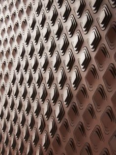 Hemsworth, Leather Hemsworth is our first foray into the exciting world of leather. The studio has been playing around with cutting and manipulating leather panelling, and have designed a surface...