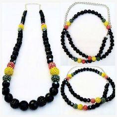 Cape Verdean inspired jewelry