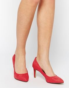 Oasis Eve Mid Heeled Court Shoes