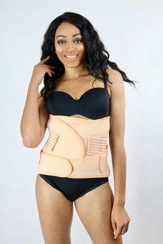 Heart Service Pelvic Correction Belt Shrink Belt Postpartum Repair Hip Belt Tightening Belly Belt for Pregnant Posture Correction Belt 1 Pcs