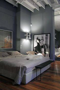 Amazing 40+ Elegant and Minimalist Bedroom Decor Ideas https://modernhousemagz.com/40-elegant-and-minimalist-bedroom-decor-ideas/
