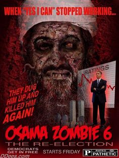 David  Dees,   Fox news reported in 2001 as well as several other news sources and CIA doctor that Osama Bin Laden died of complications of kidney failure which he is known to have.  Buried at sea with no evidence to prove that was really him.