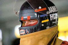 James Hunt 1976 World Champion
