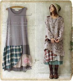 Cheap dresses gown, Buy Quality dress instyle directly from China dresses embroidery Suppliers: 2015 Autumn New Women Lace Dress Sweet Japanese Mori Girl Style Long Sleeve Round Neck Loose Two Piece Set Print DressUS