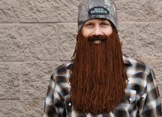 """Duck Dynasty Camo Beanie  """"Cut to the chase Jase!"""""""