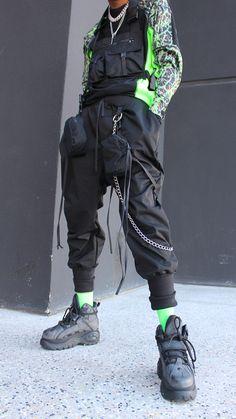864b5f400 1937 Best Neo Punk images in 2019 | Fashion, Dark fashion, Fashion ...