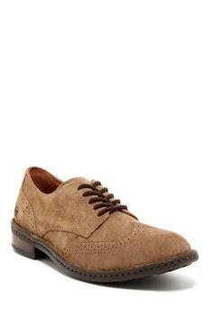 01ef3d95eb2 Bainbridge Wingtip Blucher by Born on  nordstrom rack Men s Shoes