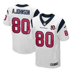 9 Best Houston Texans Andre Johnson Jersey images | Wide receiver  for sale