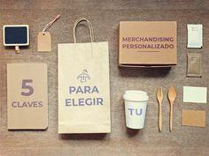 5 Claves para elegir tu merchandising personalizado - Blog Paper Shopping Bag, Blog, Coffee, Drinks, Promotional Giveaways, Chic, Kaffee, Drinking, Beverages