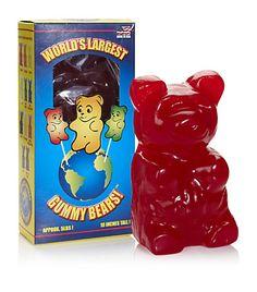 Giant Gummy Bears World's Largest Gummy Bear   Harrods